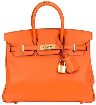 One Kings Lane Vintage Hermès 25cm Swift Orange Birkin Bag