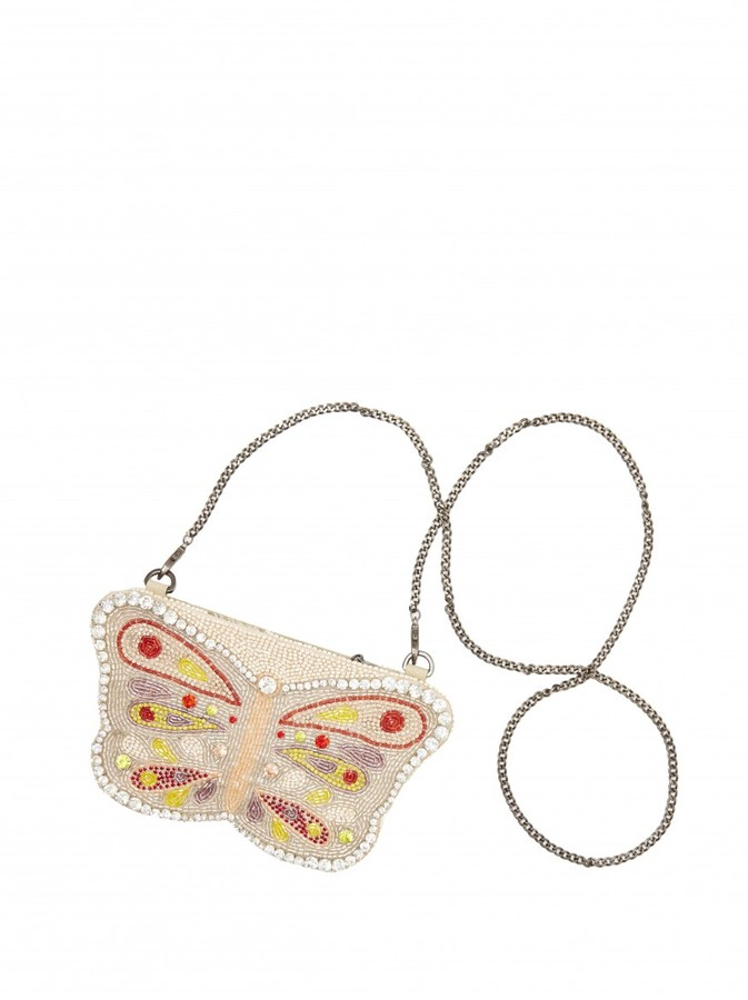 Alice + Olivia Butterfly Clutch