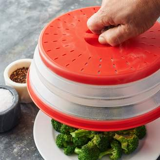 Tovolo Collapsible Microwave Food Cover