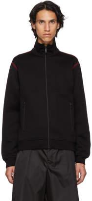 Prada Black Zip Track Jacket