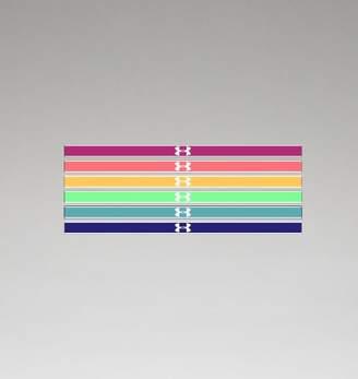 "Under Armour UA Girls Mini Headbands â"" 6-Pack"