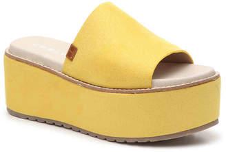 Coolway Celo Platform Sandal - Women's