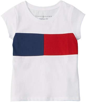 Tommy Hilfiger Th Pieced Flag T-Shirt