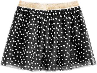 Epic Threads Little Girls Dot-Print Skirt, Created for Macy's