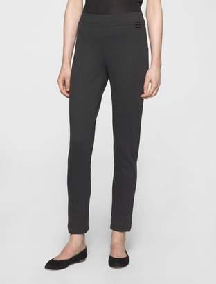 Calvin Klein power stretch seamed compression leggings