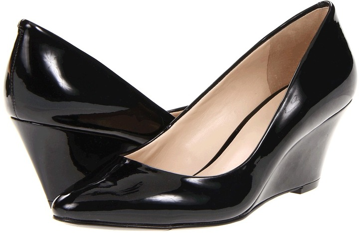 Nine West Lupetto (Black Synthetic) - Footwear