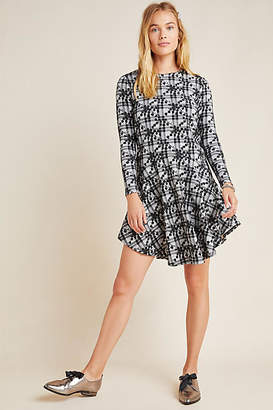 Hutch Jeanie Embroidered Plaid Tunic