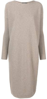 Salvatore Ferragamo cashmere maxi knitted dress