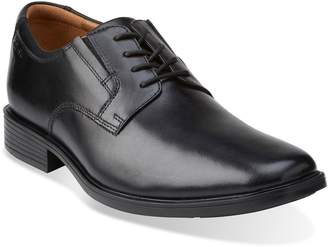 Clarks Collection By Tilden Plain Classic Derby Dress Shoe