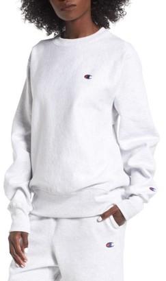 Women's Champion Crewneck Sweatshirt $40 thestylecure.com
