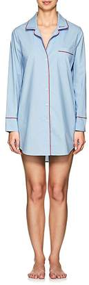 "Barneys New York Women's ""Zzzz"" Cotton Sleep Shirt"