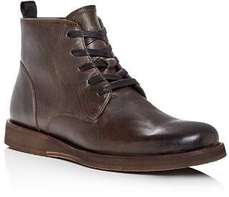 John Varvatos Men's Leather Boots