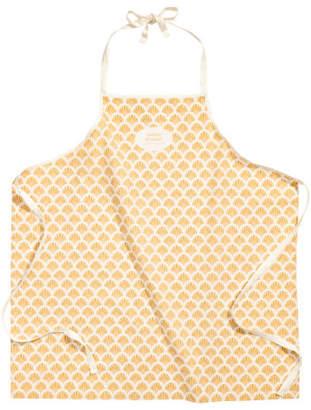 H&M Patterned apron - Yellow