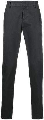 Dondup tailored fitted trousers