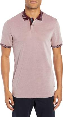 Ted Baker Rings Slim Fit Soft Touch Polo