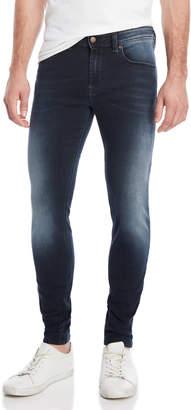 Diesel Stickker Super Slim Skinny Jeans