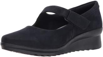 Clarks Women's Caddell Yale Wedge Pump