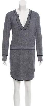 Brochu Walker Wool Mini Dress w/ Tags