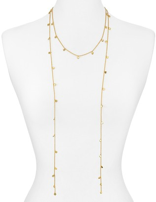 "Jules Smith Marlin Necklace, 60"" $80 thestylecure.com"