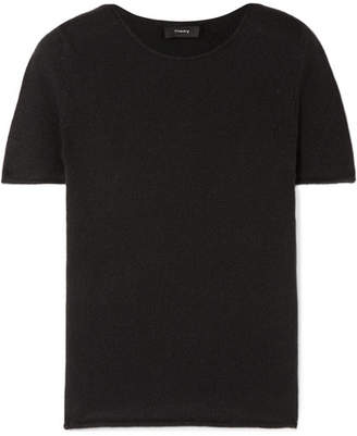Theory Tolleree Cashmere Sweater - Black