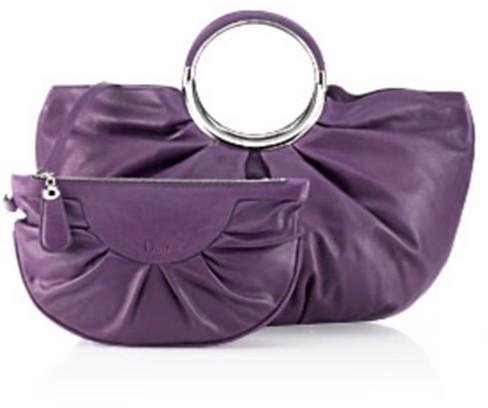 Dior Soft Dior Babe Small Shopping Bag