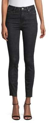 Paige Margot Raw Hem Ankle Skinny Jeans