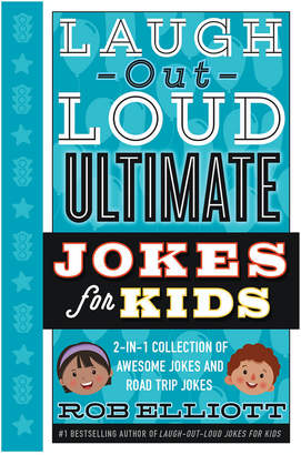 Harper Collins Publishers Laugh-Out-Loud Ultimate Jokes For Kids
