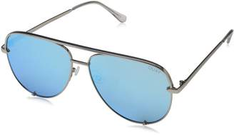 Quay Women's x Desi Perkins High Key Sunglasses, /Blue