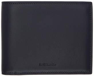 Jil Sander Grey Pocket Wallet