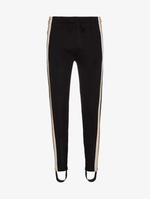 Etoile Isabel Marant Doriann striped track pants
