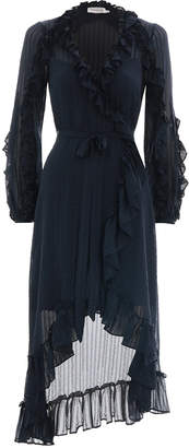 Zimmermann Cascade Midi Dress