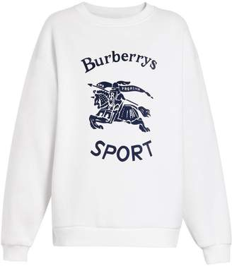 Burberry Archive logo sweatshirt