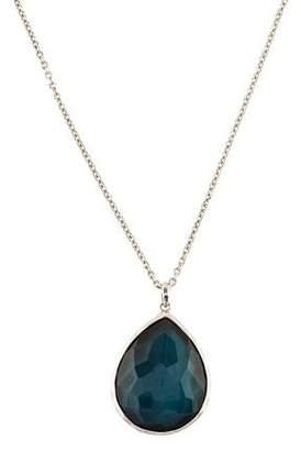 Ippolita Mother of Pearl Large Teardrop Pendant Necklace