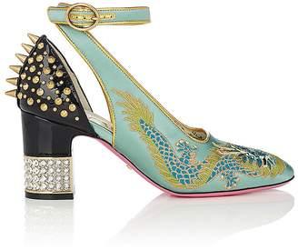 Gucci Women's Caspar Mary Jane Pumps