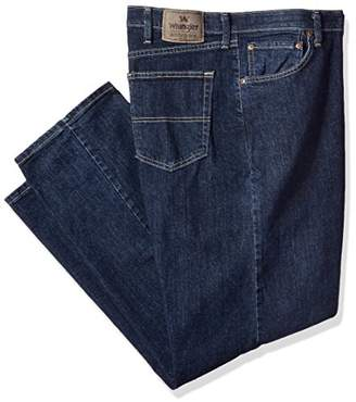 Wrangler Authentics Men's Big & Tall Comfort Flex Waist Jean