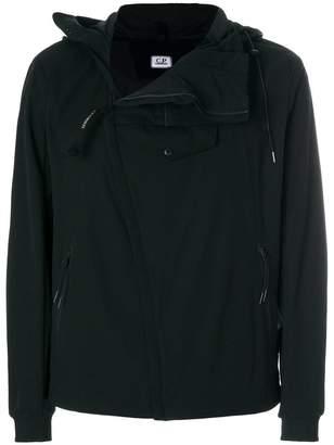 C.P. Company hooded zip-up jacket
