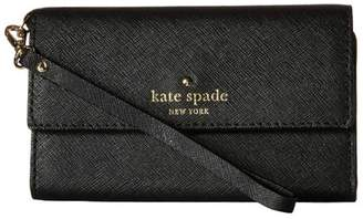 Kate Spade Leather Iphone6 Wristlet
