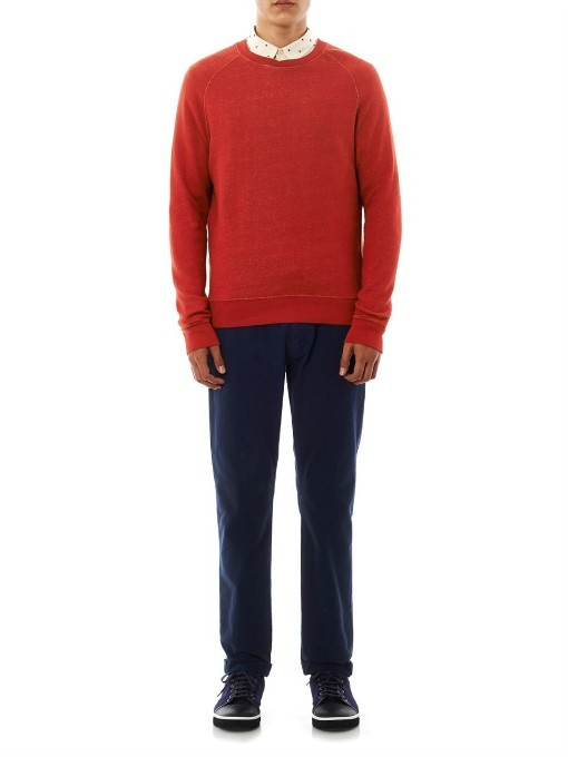 Levi's Made And Crafted Slim-leg chinos