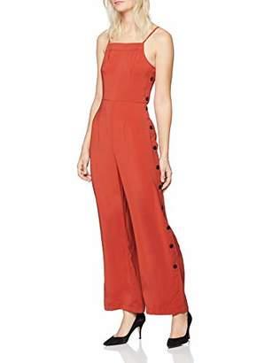 New Look Women's Emerald Jumpsuit,(Size:)