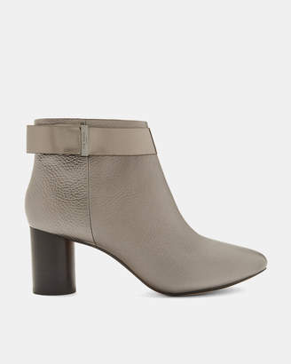 Ted Baker MHARIAL Circular heel ankle boots