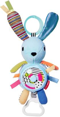Skip Hop Vibrant Village Pull & Spin Activity Bunny