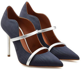 Malone Souliers Maureen Mules with Leather