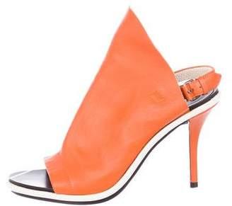 Balenciaga Caged Slingback Sandals