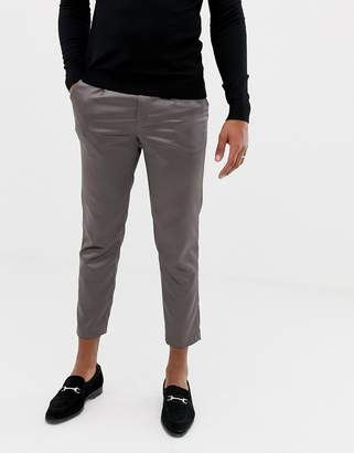 High Shine Mens Trousers Shopstyle Canada