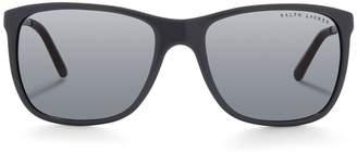 Ralph Lauren Automotive Square Sunglasses