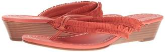 Bernardo Miami Fringe Wedge Women's Wedge Shoes