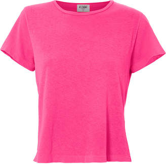 Of the Moment Re/Done X Solid & Striped Venice Pink T-Shirt