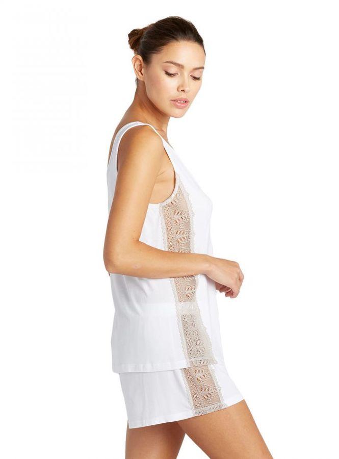 CosabellaBacall Two Tone Sleepwear Camisole