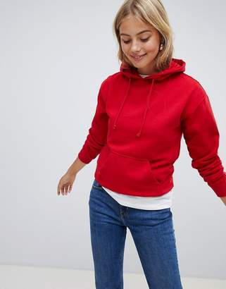 Brave Soul Clarence Hoody with Pouch Pocket