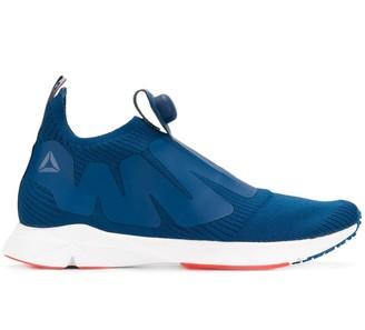 Reebok elasticated sock sneakers